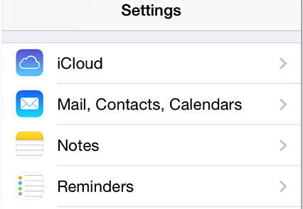 Setting Up Exchange Online on Your iPhone2