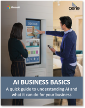 AI Business Basics with Title