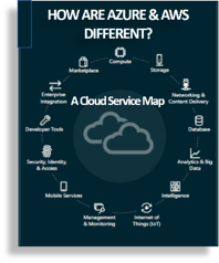 How are Azure and Amazon Web Services Different?