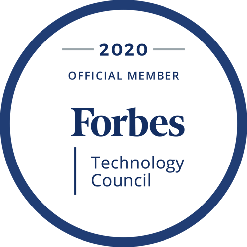 Forbes Technology Council 2020 logo