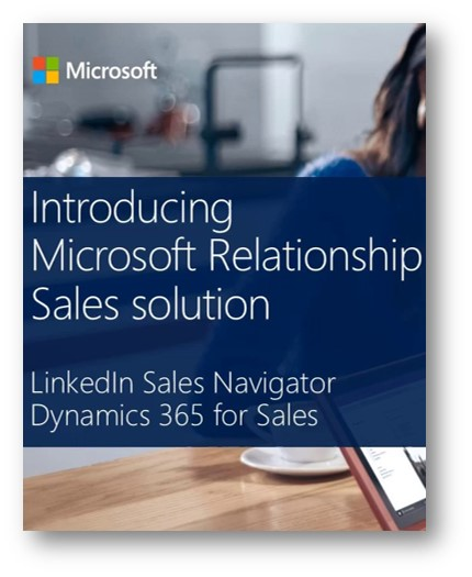 Linked In Sales Nav Book