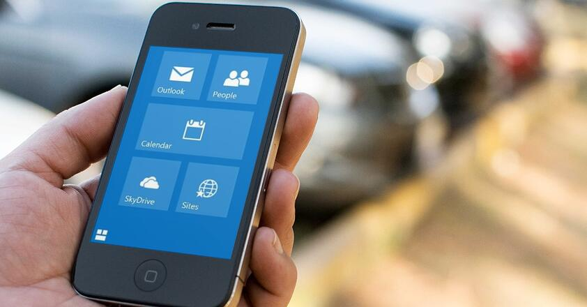 Mobile VIew for SharePoint 2016 Update