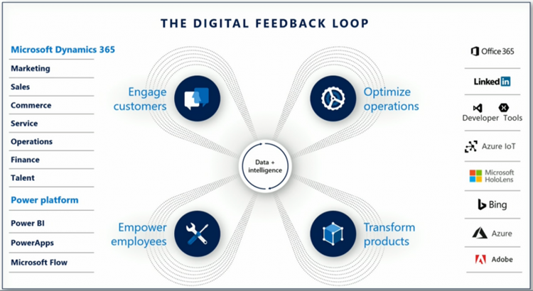 A Complete Guide to Microsoft's Digital Feedback Loop