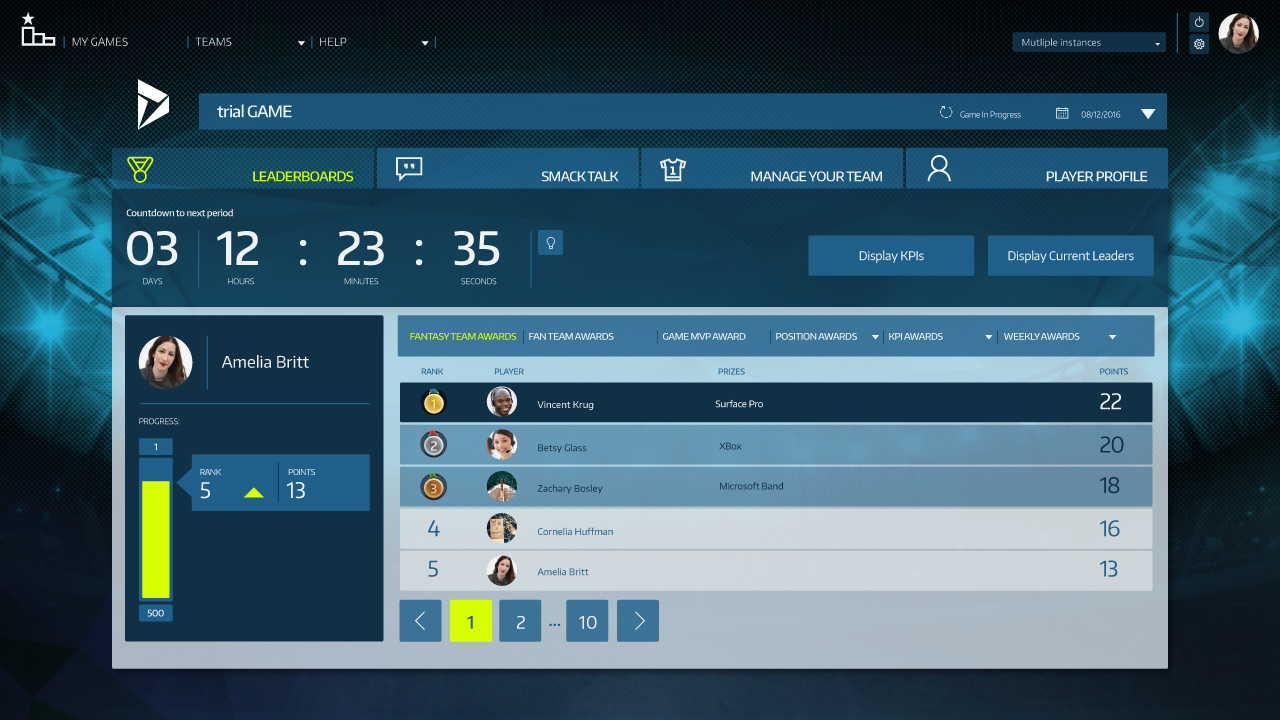 Energize your Sales Team with Gamification in Dynamics 365