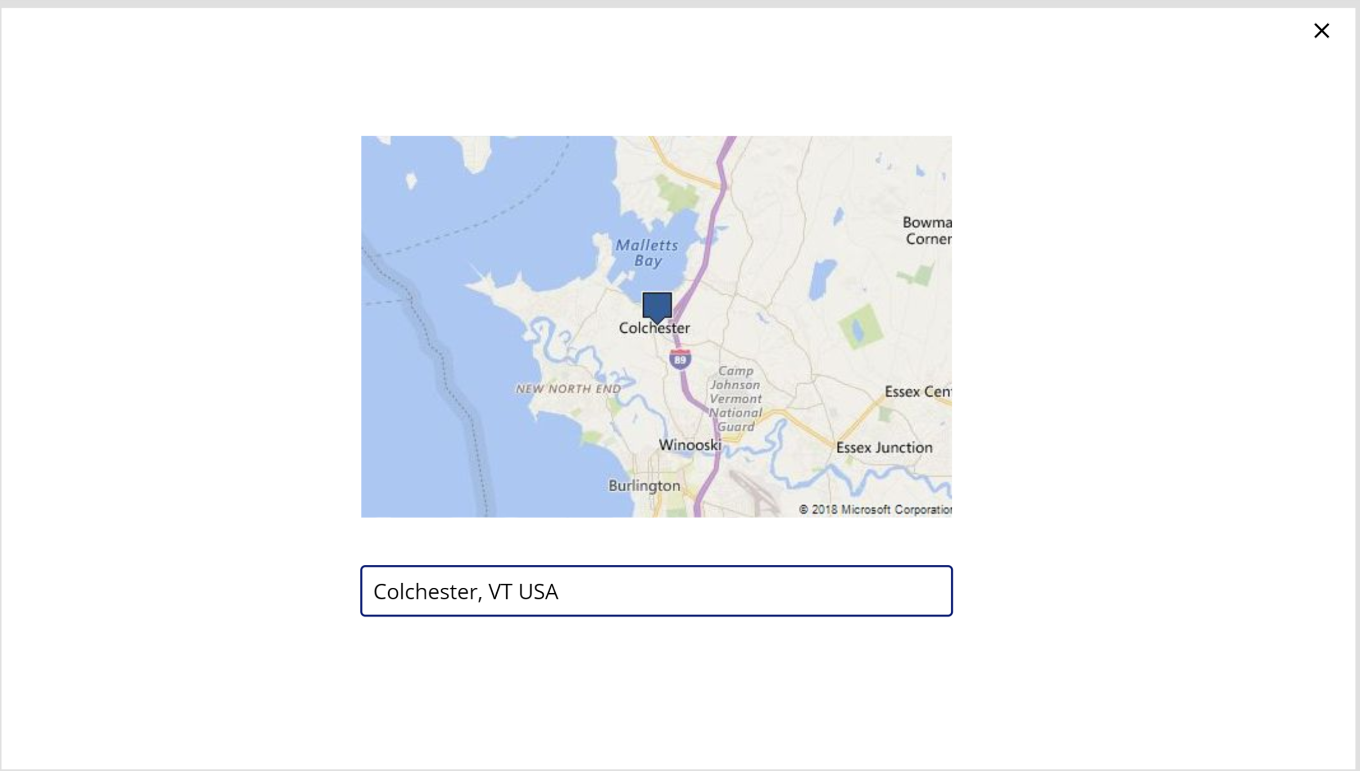 How To Add a Maps Control to your PowerApp